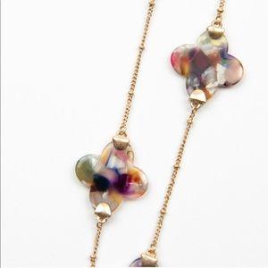 Jewelry - Multicolor Clover Necklace